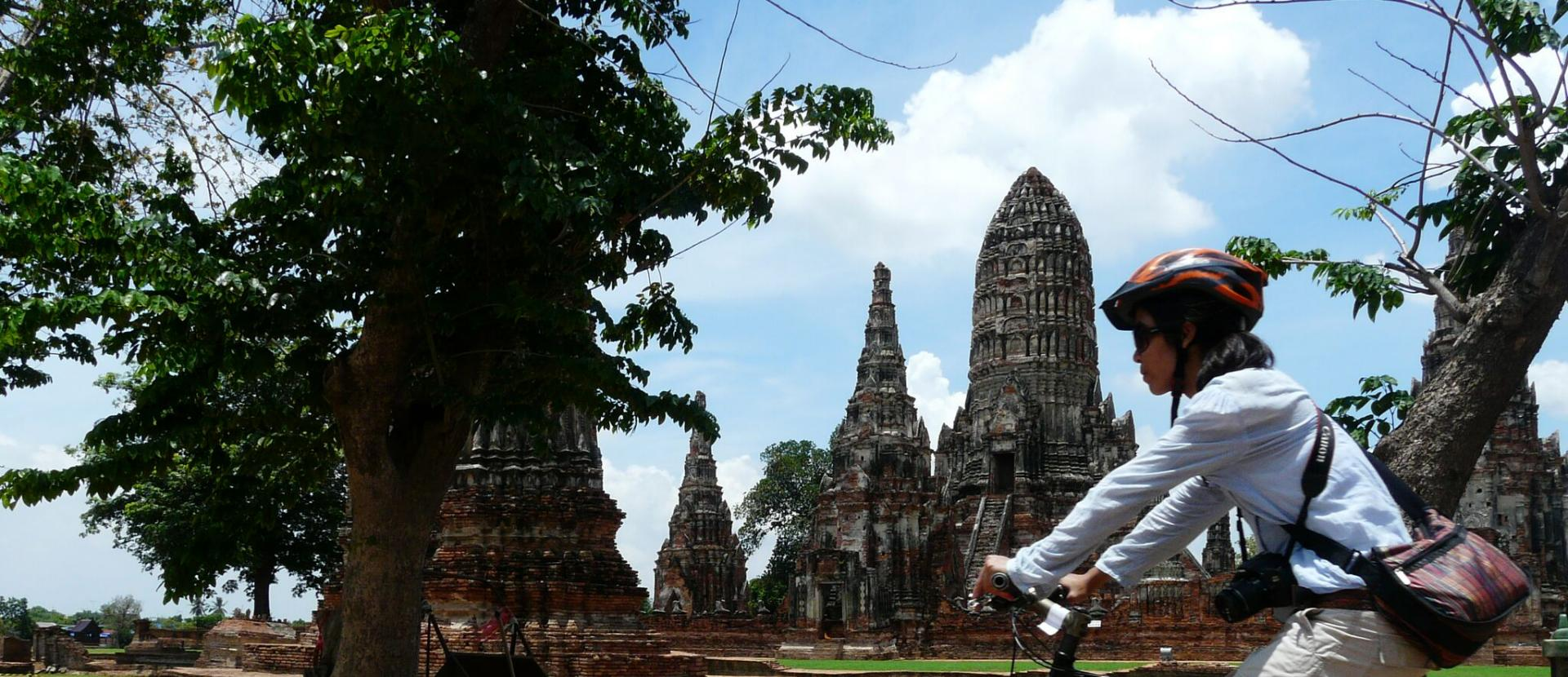 Cycling Tour Historic Ayutthaya